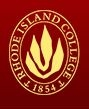 College of Rhode Island 1